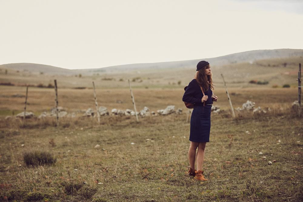 atelier tuffery jupe jean femme agathe lookbook causse mejean