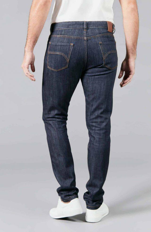 Pantalon Jean français homme Augustin brut Selvedge - Atelier Tuffery