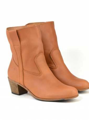 atelier tuffery la botte gardiane chaussures made in france Celeste - Atelier TUFFERY