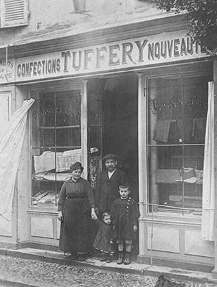1920 - Naissance de Jean-Alphonse Tuffery - Atelier TUFFERY
