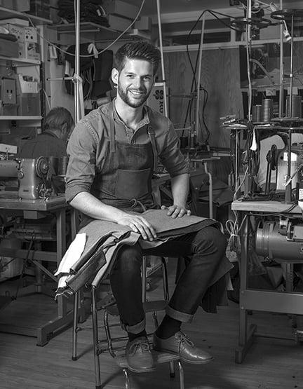 Julien Tuffery et son épouse Myriam reprennent la maison familiale - Atelier TUFFERY
