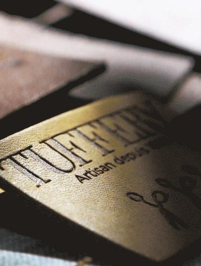 Un trésor de l'industrie et du savoir-faire français - Atelier TUFFERY