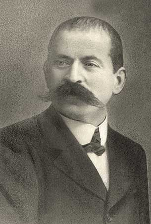 1875 - Birth of Célestin Tuffery - Atelier TUFFERY