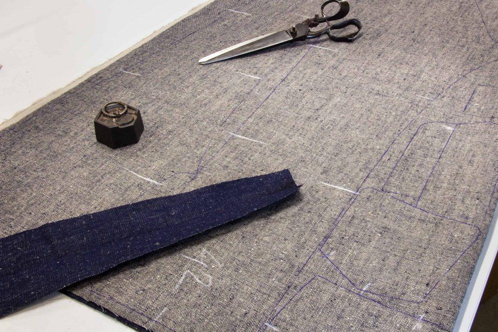 Le premier jean en chanvre français, fabriqué en Cévennes - Atelier TUFFERY
