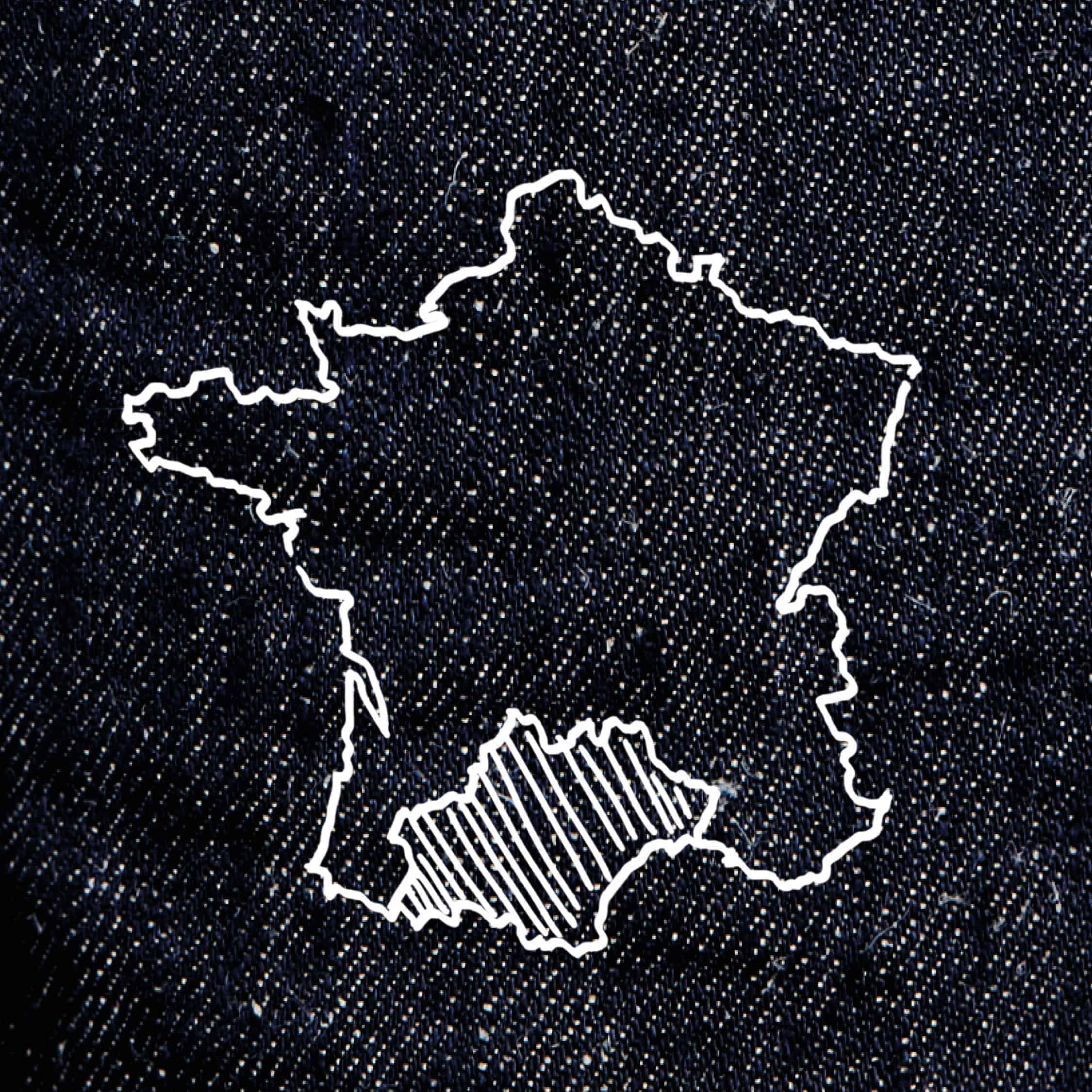 Jean en chanvre made in France