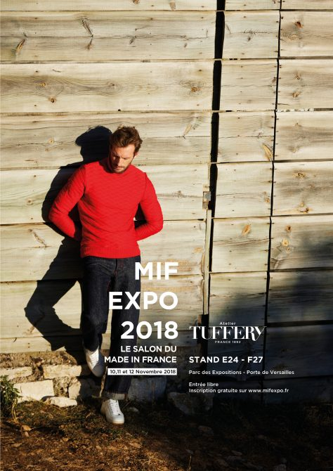 atelier tuffery mif expo salon made in france 2018