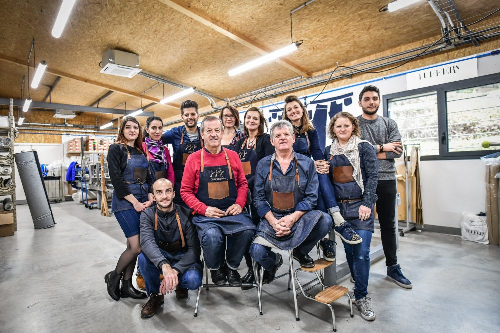 atelier tuffery noel jean francais made in france photo groupe