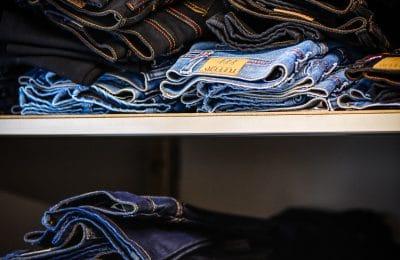atelier tuffery noel jean francais made in france prepration commandes etageres jeans