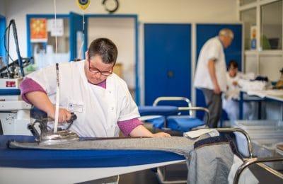 atelier tuffery esat repassage jeans made in france