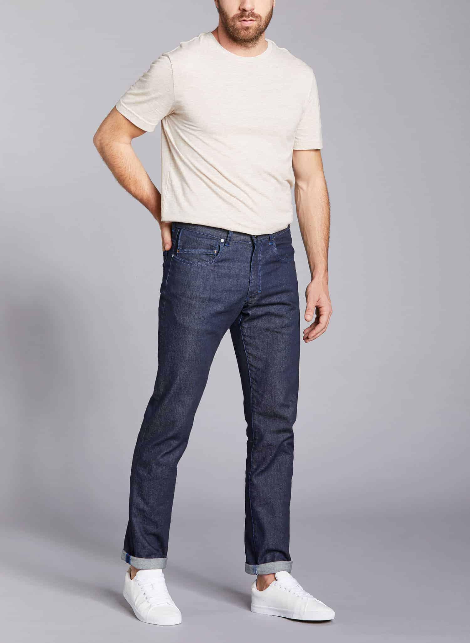 y-alpine-jean-homme-brut-denim-poche-smartphone - Atelier TUFFERY