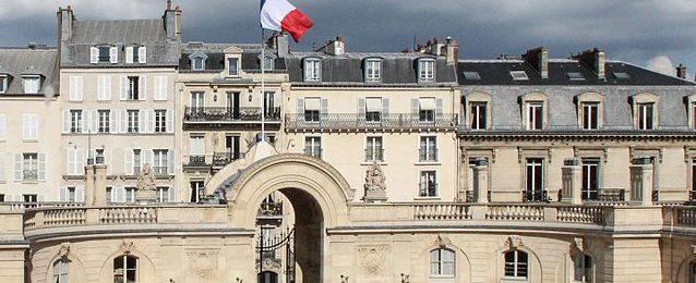 elysee paris palais - Atelier TUFFERY