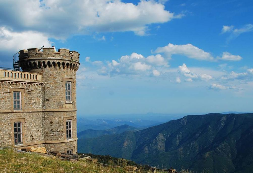 visiter cevennes lozere mont aigoual observatoire vue