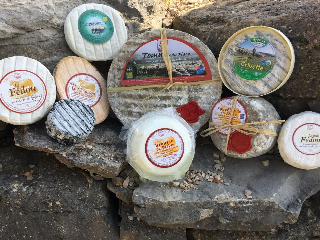 visiter cevennes lozere fromage fromagerie fedou causse mejean