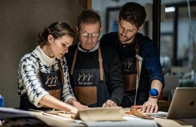 atelier tuffery equipe team co-creation futur avenir jean denim