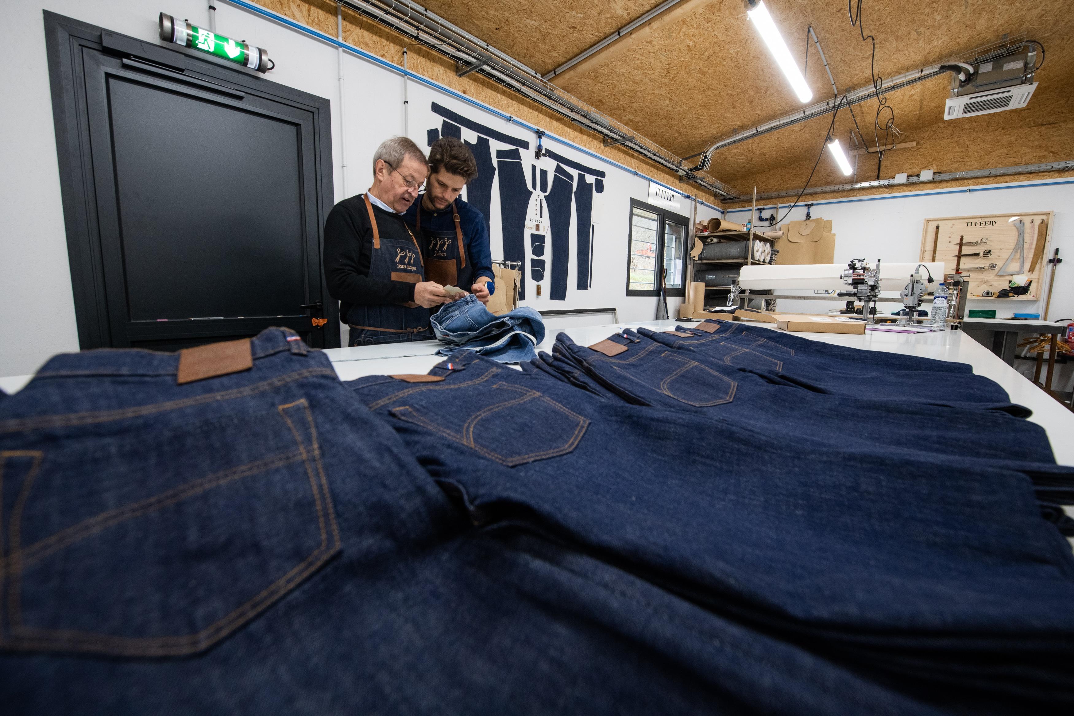 atelier tuffery patrimoine savoir-faire transmission jeans