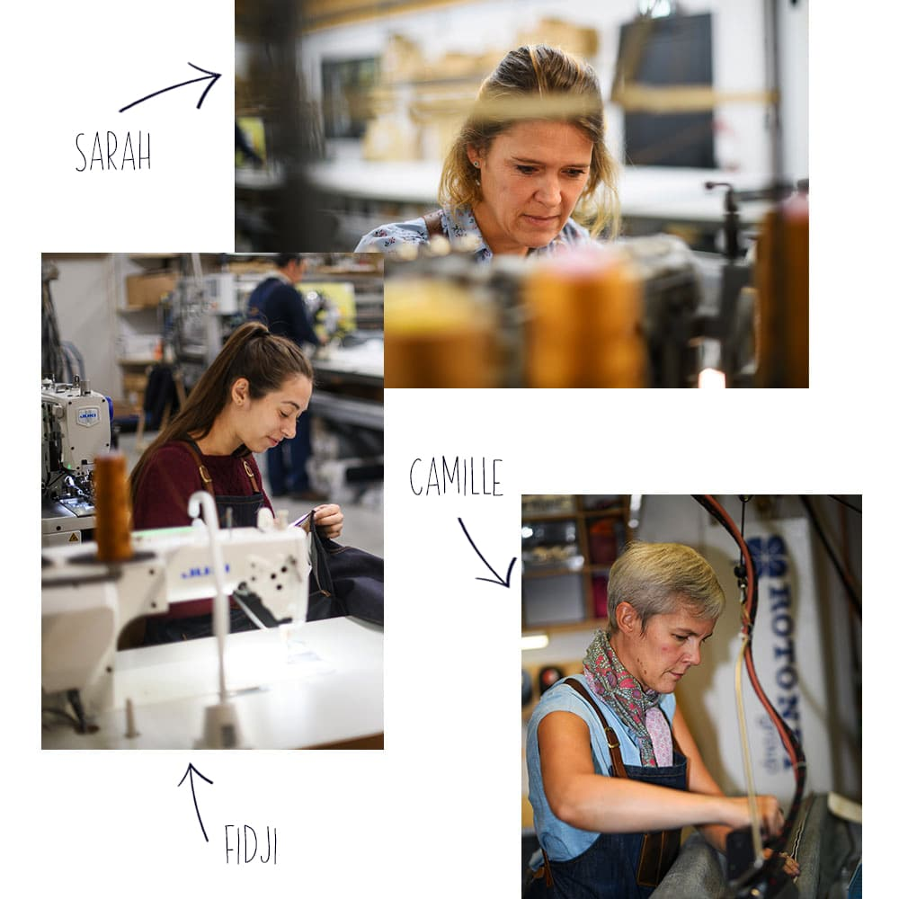 atelier tuffery confection made in france recrutement mécanicienne couturiere talents