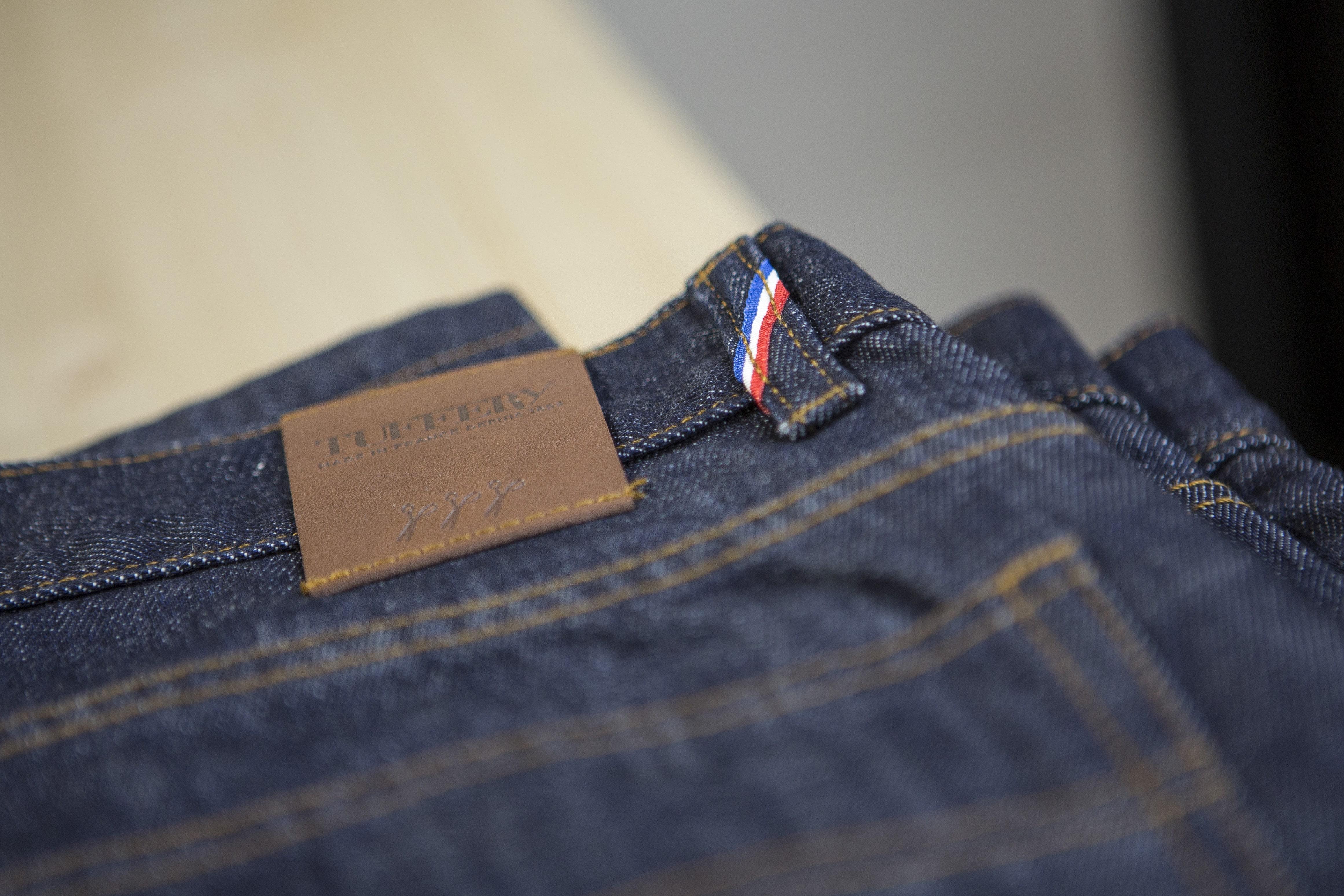 atelier tuffery jean made in france prix