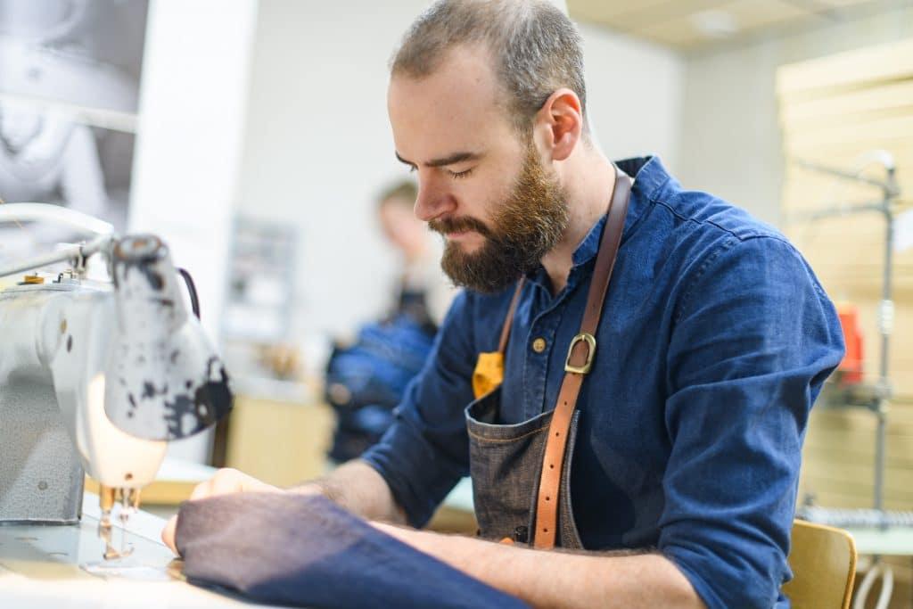 atelier machine travail humain